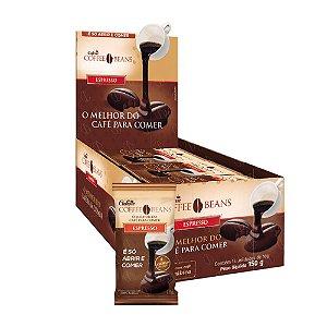 Coffee Beans - O Café Para Comer (15 unidades) - Sabor Expresso