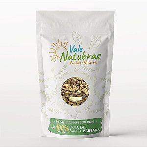 Chá de Erva de Santa Bárbara - Barbarea vulgaris arcuata Ait. 30g - Vale Natubras