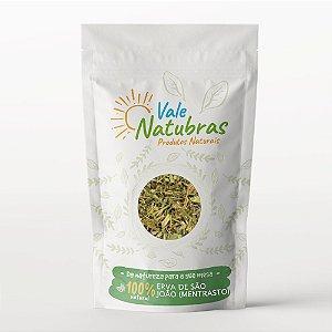Chá de Erva de São João (Mentrasto) - Ageratum conyzoides - L. 20g - Vale Natubras
