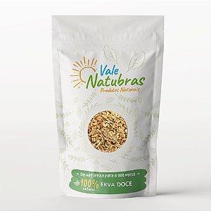 Chá Erva Doce - Pimpienella Anisum L 50g - Vale Natubras