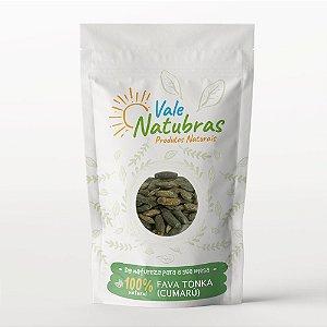 Chá de Fava Tonka (Cumarú) - Dipteryx odorata L. 30g - Vale Natubras