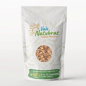 Chá de Gengibre com Limão - 100g - Vale Natubras