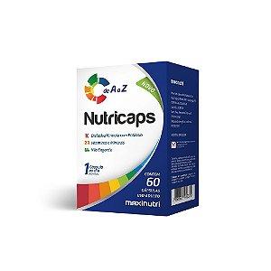 Nutricaps 60 caps - Maxinutri