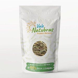 Chá de Erva Cidreira - Cymbopogon citratus - Stapf 30g - Vale Natubras