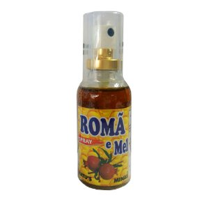 Spray de Romã e Mel 35 ml - Natus Minas