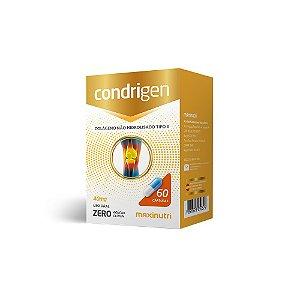 Condrigen (Colágeno Tipo ll) 60 caps - Maxnutri