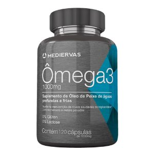 Ômega 3 1000mg - 120 caps
