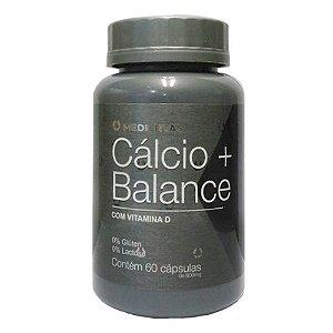 Cálcio Balance Mediervas - 60 Caps