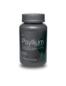 Psyllium Mediervas - 60 Caps