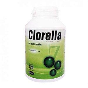 Clorella Z 500mg - 120 Comprimidos