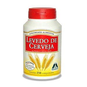 Levedo de Cerveja - 250 Comprimidos