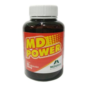 MD Power 450mg - 90 caps