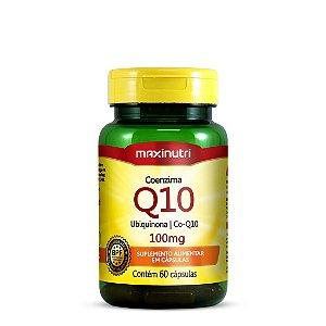 Coezima Q10 60 caps - Maxinutri