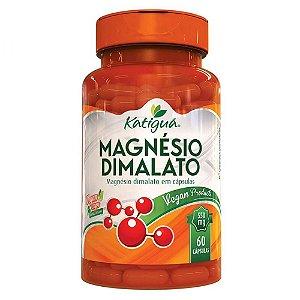 Magnésio Dimalato 60 caps - Katigua