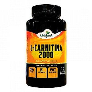 L-Carnitina 60 caps - Katigua