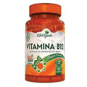 Vitamina B12 60 caps - Katigua