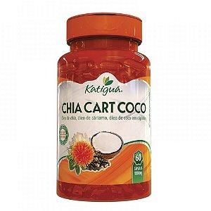 ChiaCartCoco 60 Cápsulas - Katigua