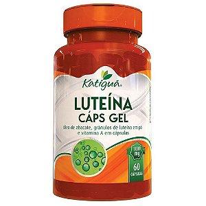 Luteína + Vitamina A 60 caps - Katigua