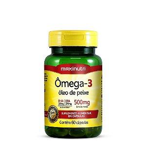 Omega 3 60 caps - Maxinutri
