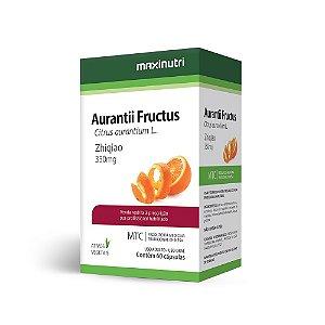 Laranja Amarga – Aurantii Fructus 60 caps - Maxinutri