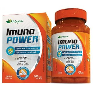 Imuno Power 60 caps 375mg - Katigua