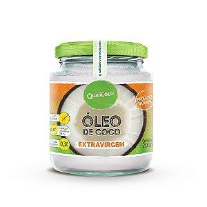 Óleo de Coco Extravirgem 200ml - Qualicoco