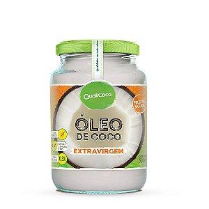 Óleo de Coco Extravirgem 500ml - Qualicoco