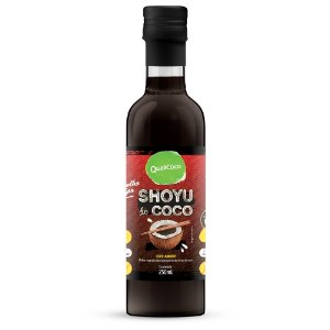 Shoyu de Coco 250ml - Qualicoco