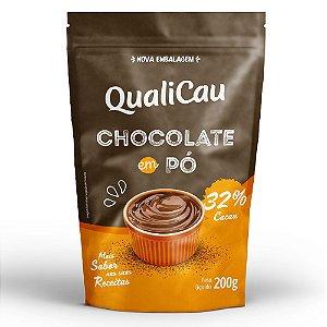 Chocolate em Pó 32% Cacau 1kg - Qualicoco