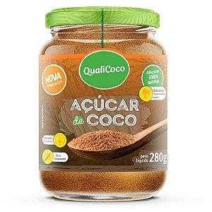 Açúcar de Coco 280g - Qualicoco