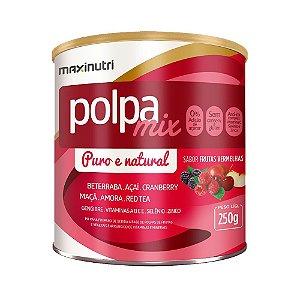 Polpa Mix Frutas Vermelhas 250g -  Maxinutri
