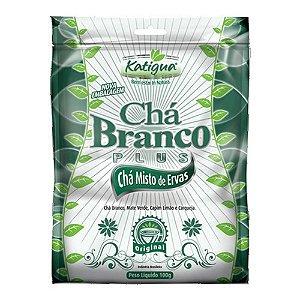 Chá Branco Plus 100g - Katigua