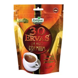 Chá 30 Ervas Premium 120g - Katigua