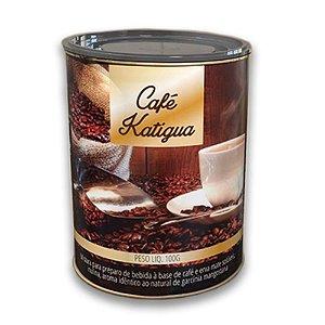 Café com Ervas Solúveis 100g - Katigua