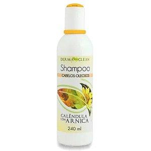 Shampoo Calêndula com Arnica 240ml - Derma Clean
