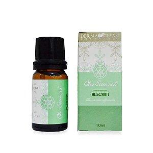 Óleo essencial de Alecrim 10ml - Derma Clean