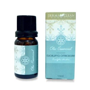 Óleo essencial de Eucalipto Citriodora 10ml - Derma Clean