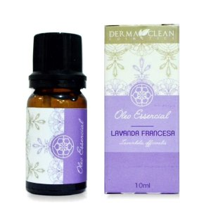 Óleo essencial de Lavanda 10ml - Derma Clean