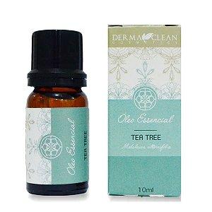 Óleo essencial de Tea Tree 10ml - Derma Clean