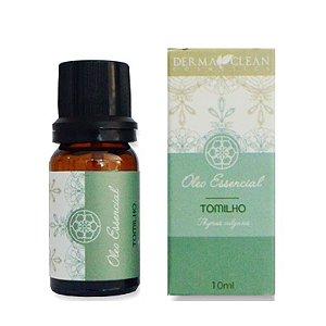 Óleo essencial de Tomilho 10ml - Derma Clean