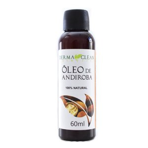 Óleo de Andiroba 60ml - Derma Clean