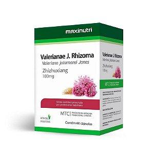 Valeriana (Valerianae J. Rhizoma) 60 caps - Maxinutri