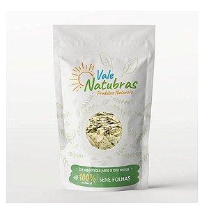 Chá de Sene Folhas - Cassia Angustifolia. 30g - Vale Natubras
