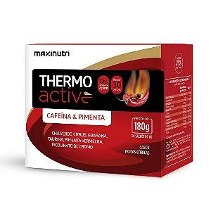 Thermo Active Sache 180g - Sabor Frutas Cítricas