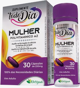 STD Mulher  30 caps 250mg