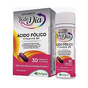 STD Ácido Fólico   30 caps 250mg