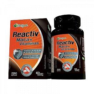 Reactiv Maca + Vit 500mg 60caps - Katigua