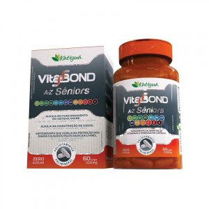 Vitabond AZ Senior 520mg 60 caps - Katigua