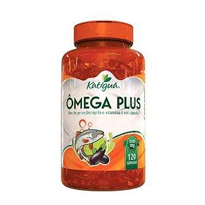 Omega 3 Plus 120 caps 1000mg - Katigua