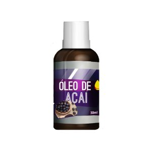 Oleo de Açai - 30 ML